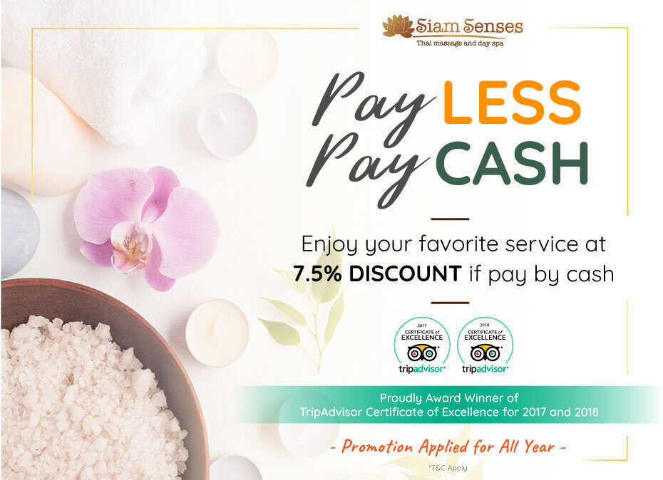 Pay Less Pay Cash